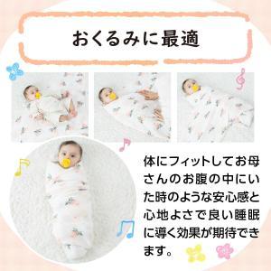 おくるみ ガーゼ ベビーブランケット 出産祝い 赤ちゃん 120cm×120cm ベビー バンブーファイバー コットン  授乳ケープ タオルケット|cente|04