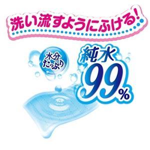 グーン 肌にやさしいおしりふき 詰替用 840枚(70枚×12個) 【ケース販売】|cente|03