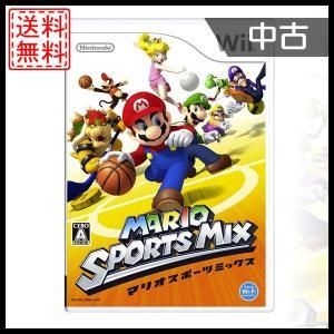マリオスポーツミックス Wii 中古 外箱・説明書付き