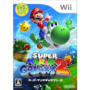 スーパーマリオギャラクシー 2 Wii 中古 外箱・説明書付き
