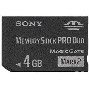 SONY PSP メモリースティック PRO デュオ 4GB 中古