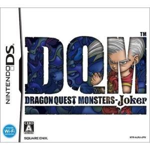 DS ドラゴンクエストモンスターズ ジョーカー 中古 外箱・説明書付き