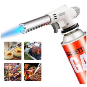 カセットガス トーチバーナー ガスバーナー 炙り調理 アウトドア BBQ|centerwave