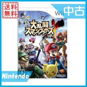 スマブラ Wii 大乱闘スマッシュブラザーズX Wii ニンテンドー 任天堂 中古 送料無料