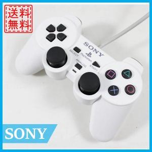 PS2 プレイステーション2 コントローラー ホワイト DUALSHOCK 2 デュアルショック
