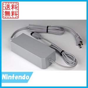 Wii ACアダプタ 電源コード ケーブル 中古 送料無料