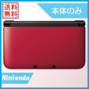 3DS LL 本体 ニンテンドー3DS LL  レッドXブラック  中古 送料無料