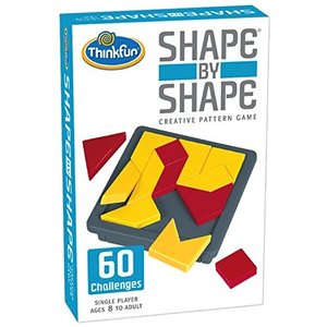 Thinkfun Shape by Shape - Creative Pattern Game|central-bookstore