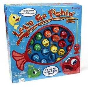 Let's Go Fishin' Game  [並行輸入品]|central-bookstore