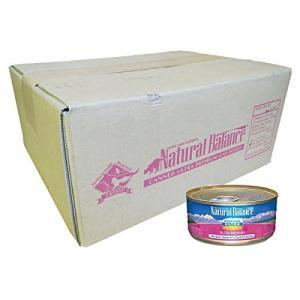 ナチュラルバランス ホールボディヘルス キャット缶 チキン 6オンス(170g)×24缶 (ケース販売) central-bookstore