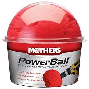 Mothers PowerBall マザーズパワーボール5140 金属表面研磨スポンジツール|central-bookstore