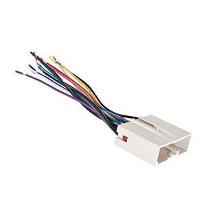 メトラ705520ラジオワイヤーハーネスフォード03アップパワー用 - 4スピーカー|central-bookstore