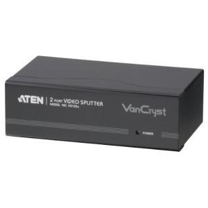ATEN  2ポート ビデオ分配器 VS132A|central-bookstore