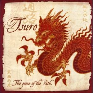 通路 Tsuro The Game of the Path|central-bookstore