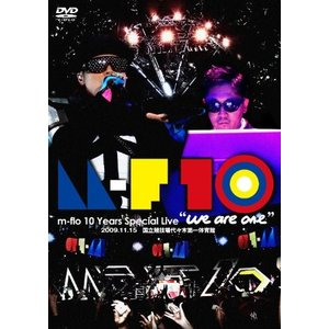 m-flo 10 Years Special Live  we are one  [DVD] central-bookstore