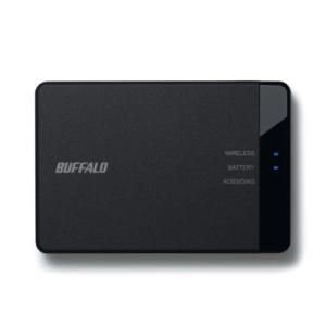 BUFFALO ポータブルWiFiルーター Portable Wi-Fi DWR-PG|central-bookstore