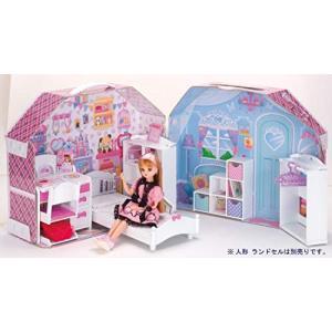 リカちゃんハウス すてきなリカちゃんのおへや|central-bookstore