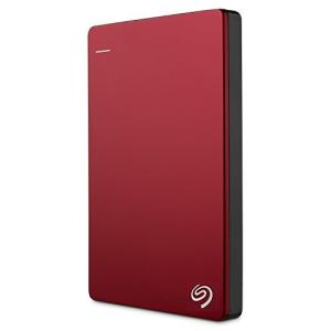 2TB USB 3.0 BP Port Slim Red|central-bookstore