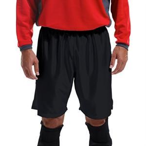 wundou(ウンドウ) 【旧フロリダウインド】ベーシック ウェア サッカー パンツ ブラック P8001-34 ブラック XXL|central-bookstore
