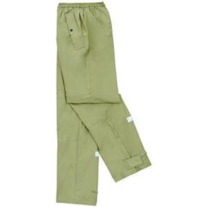 CO-COS コーコス セットアップ レインスーツ ズボン Z-3002 ベージュ LLサイズ|central-bookstore