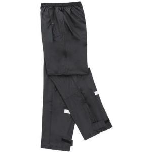 CO-COS コーコス セットアップ レインスーツ ズボン Z-3002 ブラック Lサイズ|central-bookstore
