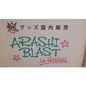 嵐 ARASHI 「BLAST in Hawaii ハワイ」 コンサート 2014 公式グッズ チャーム付きシュシュ central-bookstore