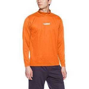 [ヒュンメル] サッカー・フットサル シャツ HAP5139 メンズ オレンジ (35) 日本 O (日本サイズ2L相当)|central-bookstore