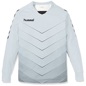 (ヒュンメル)hummel キーパーシャツ HAK1014 95 シルバー XO central-bookstore