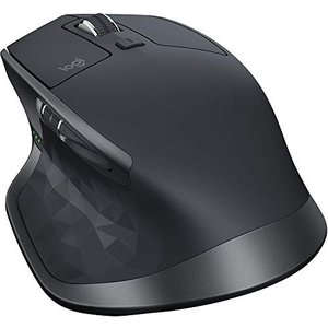 Logitech MX Master 2S - Mouse - laser - 7 buttons - wireless - 2.4 GHz - US|central-bookstore