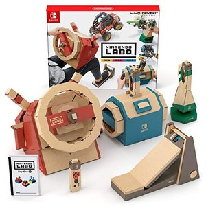Nintendo Labo (ニンテンドー ラボ) Toy-Con 03: Drive Kit - Switch|central-bookstore