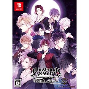 DIABOLIK LOVERS GRAND EDITION for Nintendo Switch 限定版|central-bookstore