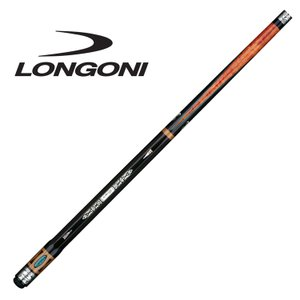 LONGONI キャロムキュー SILVER LINE Collection Lux S2シャフト2本付き プレイキュー|central-inc