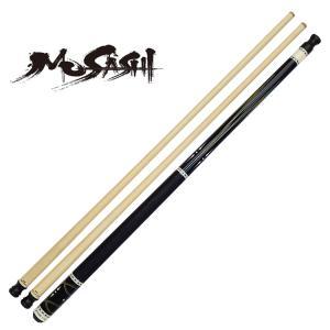 Musashi ムサシ 50周年モデル 十二単 413-23 カスタムキュー|central-inc