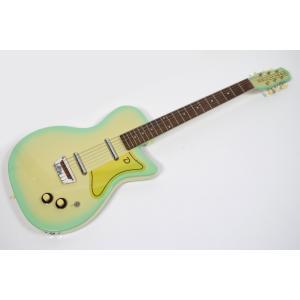 Danelectro ダンエレクトロ 56-U2 Aqua Burst エレキギター【USED】【中古】 centralmusicshop