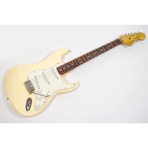 【中古】Fender フェンダー Mexico 70s Stratocaster OWH/R エレキギター ストラトキャスター【USED】 centralmusicshop