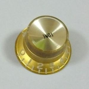 Montreux モントルー [商品番号 : 8244] Inch Reflector Knob Tone Gold (G top) ノブ centralmusicshop
