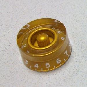 Montreux モントルー [商品番号 : 1360] Inch Speed Knob Gold ノブ centralmusicshop