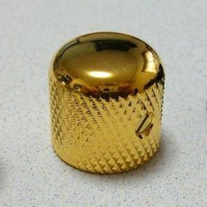 Montreux モントルー [商品番号 : 1351] Brass Dome Knob Gold ノブ centralmusicshop