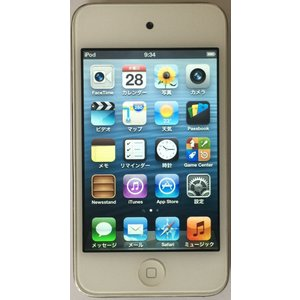 Apple iPod touch 32GB White MD058J/A