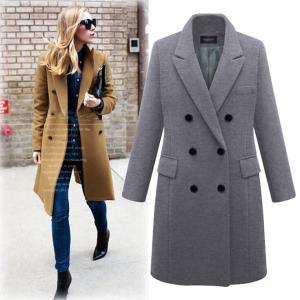 コート レディース 40代 50代 レンチコート おしゃれ ロングコート 大きいサイズ ラシャコート...