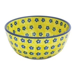 サラダボウルミニ No.242 Ceramika Artystyczna ( セラミカ / ツェラミカ ) ポーリッシュポタリー|ceramika-artystyczna