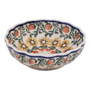 12cmボウル No.858 Ceramika Artystyczna ( セラミカ / ツェラミカ ) ポーリッシュポタリー|ceramika-artystyczna