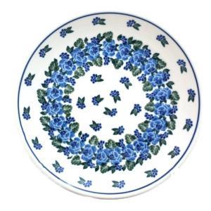 食器 ギフト 20cmプレート No.1530 Ceramika Artystyczna ( セラミカ / ツェラミカ ) ポーランド食器|ceramika-artystyczna