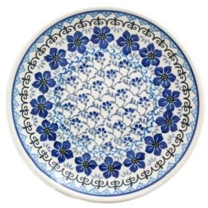 食器 ギフト 20cmプレート No.1930 Ceramika Artystyczna ( セラミカ / ツェラミカ ) ポーランド食器|ceramika-artystyczna