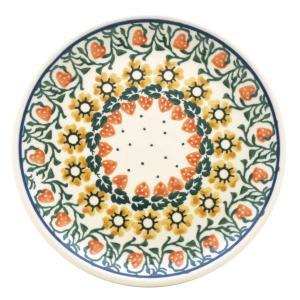 16cmプレート No.858 Ceramika Artystyczna ( セラミカ / ツェラミカ )|ceramika-artystyczna
