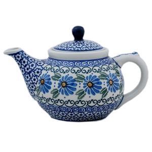 ティーポット0.4L No.835 Ceramika Artystyczna ( セラミカ / ツェラミカ ) ポーリッシュポタリー|ceramika-artystyczna