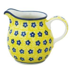 ミルクピッチャー No.242 Ceramika Artystyczna ( セラミカ / ツェラミカ ) ポーリッシュポタリー|ceramika-artystyczna