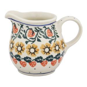 ミルクピッチャー No.858 Ceramika Artystyczna ( セラミカ / ツェラミカ ) ポーリッシュポタリー|ceramika-artystyczna