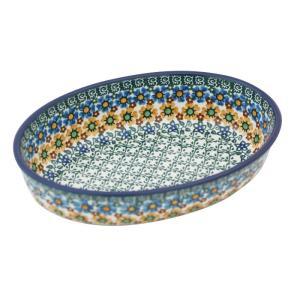 食器 ギフト オーブンディッシュ No.U4-587 Ceramika Artystyczna ( セラミカ / ツェラミカ ) ポーランド食器|ceramika-artystyczna