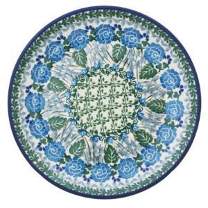食器 ギフト 20cmプレート No.U3-737 Ceramika Artystyczna ( セラミカ / ツェラミカ ) ポーランド食器|ceramika-artystyczna